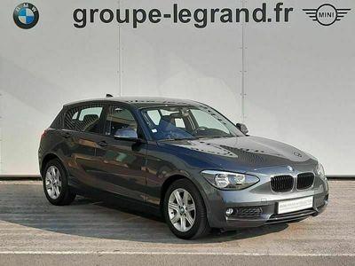occasion BMW 114 Série 1 i 102ch Lounge 3p