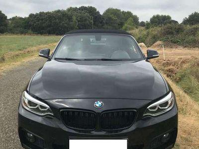 occasion BMW 220 SERIE 2 CABRIOLET F23 (11/2014-06/2017) Cabriolet