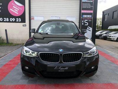 occasion BMW 318 Serie 3 Gt 2016 - Noir Métallisé - (F34) d 150 M SPORT BVA8