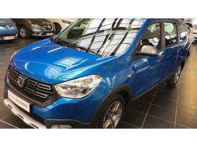 occasion Dacia Lodgy Blue dCi 115 7 places Stepway