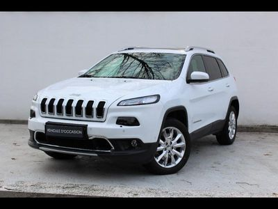 occasion Jeep Cherokee 2.2 MultiJet 200ch Limited Active Drive II BVA S/S