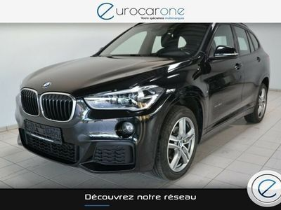 occasion BMW X1 18 d S Drive Pack M Sport 150 ch