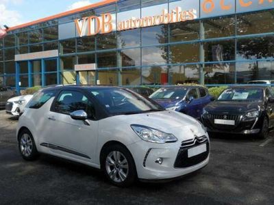 occasion DS Automobiles DS3 1.6 DCI 90 EAT6 SO CHIC + GPS