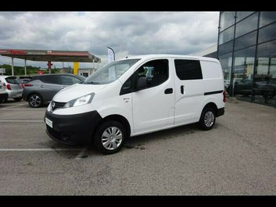 occasion Nissan NV200 1.5 dCi 110ch Cabine Approfondie Optima 2018