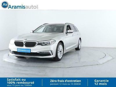 occasion BMW 520 Serie 5 Touring Luxury d xDrive 190 BVA8