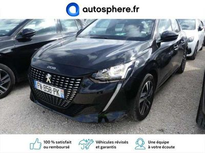 occasion Peugeot 208 1.2 PureTech 100ch S&S Allure