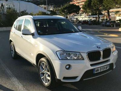 occasion BMW X3 xDrive20d 184ch business Steptronic A