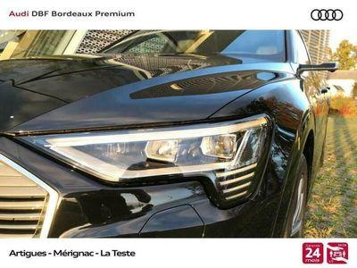 occasion Audi E-Tron - Sportback 55 quattro 408 ch Avus Extended