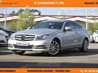 occasion Mercedes 220 Classe C III COUPECDI BLUEEFFICIENCY