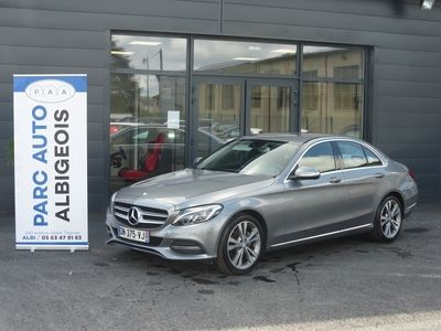 occasion Mercedes 220 Classe C Classe C (w205)Bluetec Business 7G Tronic Plus