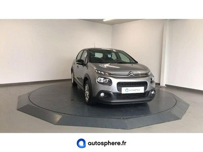 occasion Citroën C3 PureTech 110ch Feel S&S E6.d
