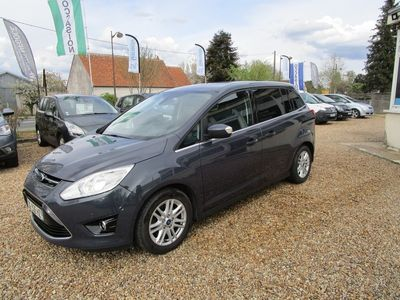 occasion Ford Grand C-Max 2014 - Gris - 1.6 TDCi 115 CH 7 PLACE 2014