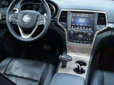 occasion Jeep Grand Cherokee 3.0 V6 CRD 250CH OVERLAND BVA8