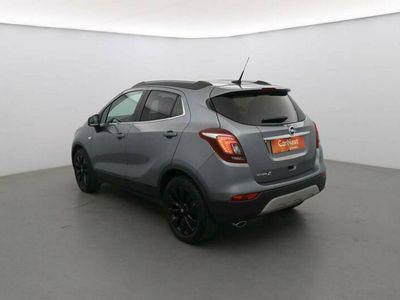 occasion Opel Mokka X 1.6 CDTI BLACK EDITION