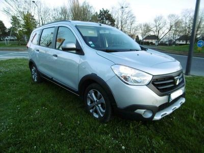 occasion Dacia Lodgy Stepway dCI 110 7 places