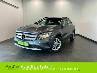 occasion Mercedes GLA220 Classed Inspiration 4Matic 7G-DCT