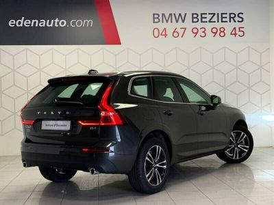 occasion Volvo XC60 BUSINESS B4 (Diesel) 197 ch Geartronic 8 Executive
