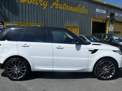 occasion Land Rover Range Rover Sport Range Sport Sdv6 3.0 Autobiography