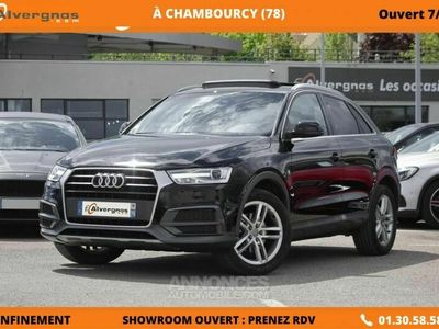 occasion Audi Q3 (2) 1.4 TFSI COD 150 AMBITION LUXE S tronic
