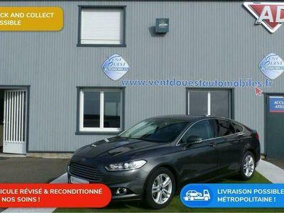 occasion Ford Mondeo 2.0 TDCI 150CH TITANIUM 5P EURO6.2