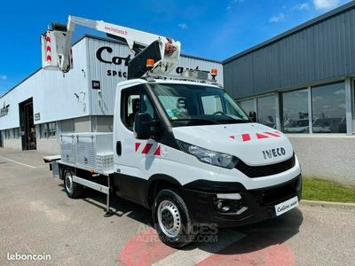 occasion Iveco Daily 35c13 nacelle Time France