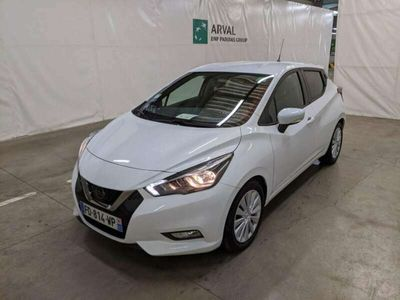 occasion Nissan Micra 0.9 IG-T 90CH BUSINESS EDITION 2018 EURO6C