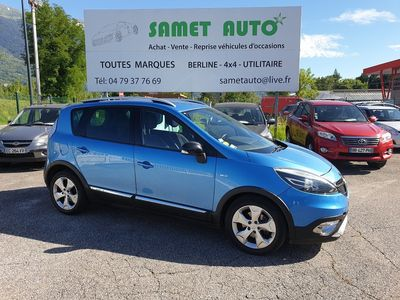 occasion Renault Scénic XMOD 1.6 dCi 130ch energy Bose eco² 2015