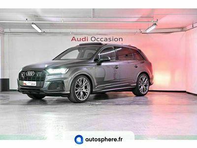 occasion Audi Q7 S line 50 TDI quattro 210 kW (286 ch) tiptronic