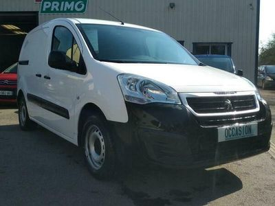 occasion Peugeot Partner Tepee 1.6 BlueHDi 75ch BVM5