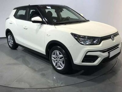 occasion Ssangyong Tivoli G15T Limited