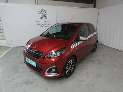 occasion Peugeot 108 VTi 72 Collection S&S 4cv 5p