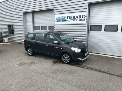 occasion Dacia Lodgy 1.5 DCI 110CH STEPWAY EURO6 7 PLACES