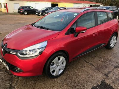 occasion Renault Clio IV ESTATE BUSINESS dCi 90 Energy eco2