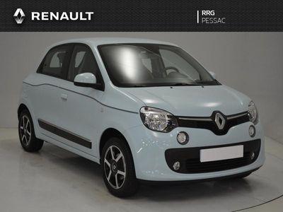 occasion Renault Twingo III 1.0 SCe 70 BC Intens 5 portes Essence Manuelle Bleu