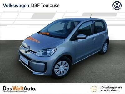 occasion VW up! Up! up! 1.0 60ch BlueMotion Technology Move5p Euro6d-T