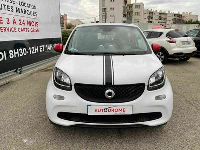 occasion Smart ForFour 71ch pure
