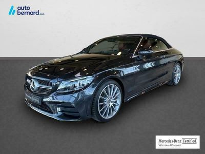occasion Mercedes 300 Classe C Cabrioletd 245ch AMG Line 9G-Tronic Euro6d-T