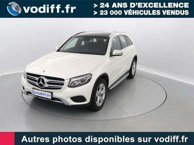 occasion Mercedes GLC220 220d 4-MATIC 170 CV 9G-TRONIC
