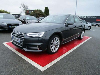 occasion Audi A4 V6 3.0 TDI 218 S tronic 7 Design Luxe