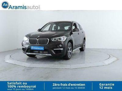 occasion BMW X1 xLine +Pack Safety sDrive 20i 192 DKG7