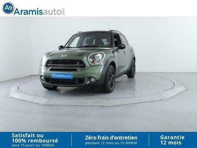 occasion Mini Countryman Red Hot Chili SD 143 BVA6
