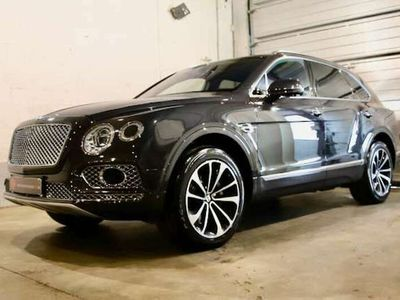 occasion Bentley Bentayga 6.0 W12- 4 Seats Spec- City/Touring Spec-Mulliner