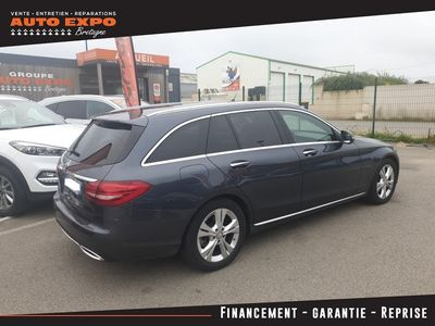 occasion Mercedes C220 Classed Business 7G Tronic Plus