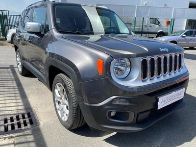 occasion Jeep Renegade LIMITED 1.6 MULTIJET
