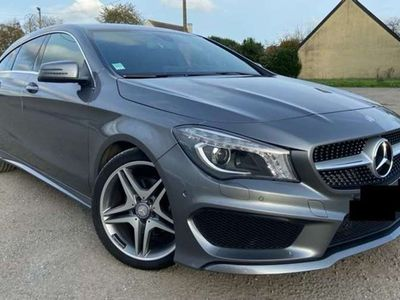 occasion Mercedes CLA200 Shooting Brake AMG / CDI 7 G dct