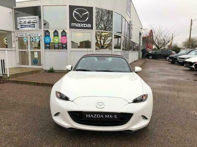 occasion Mazda MX5 1.5 SKYACTIV-G 132ch 100ème Anniversaire Euro6d-T Evap 2021