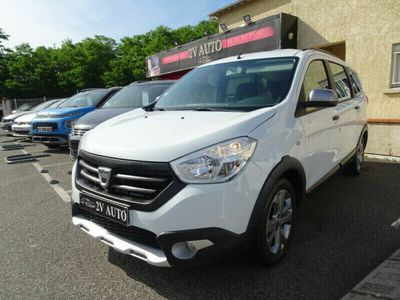 occasion Dacia Lodgy 1.5 DCI 110CH STEPWAY EURO6 5 PLACES