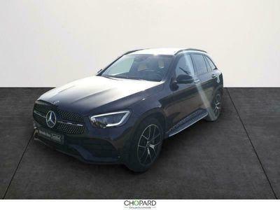 occasion Mercedes GLC300 258ch EQ Boost AMG Line 4Matic 9G-Tronic Euro6d-T-EVAP-ISC