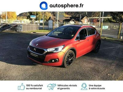 occasion DS Automobiles DS4 Crossback BlueHDi 120 Sport Chic S&S EAT6