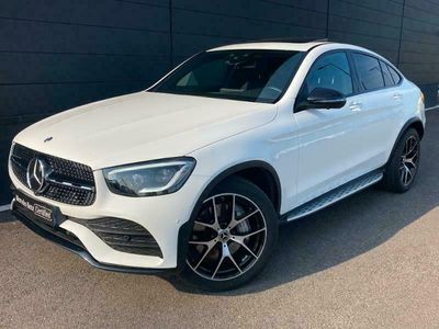 occasion Mercedes 300 GLC Couped 245ch AMG Line 4Matic 9G-Tronic